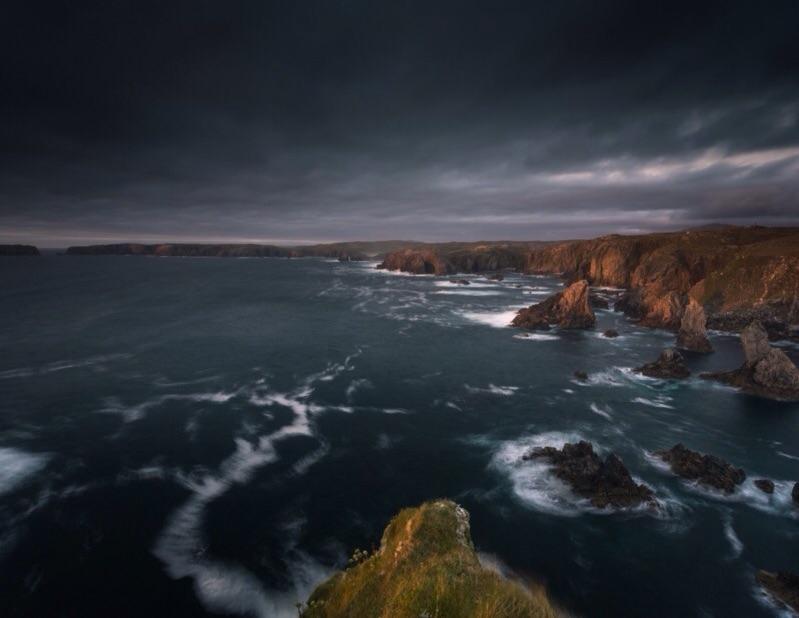 Red Coast, Mangersta, Isle of Lewis