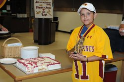TPHS Lacrosse to hold fundraiser, recognition event for Honorary Team Member Jose Montaño at March 7 game