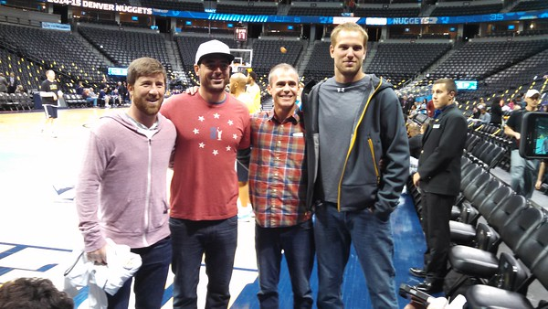 Denver Nuggets Game 4-10-15