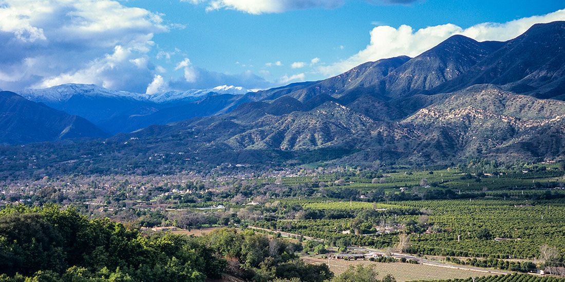 Staying in Ojai — Kira Sloane