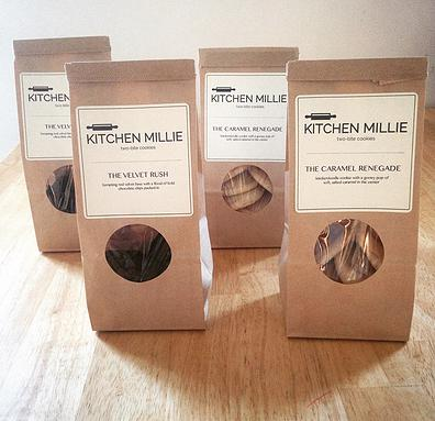 Kitchen Millie Cookie Bags