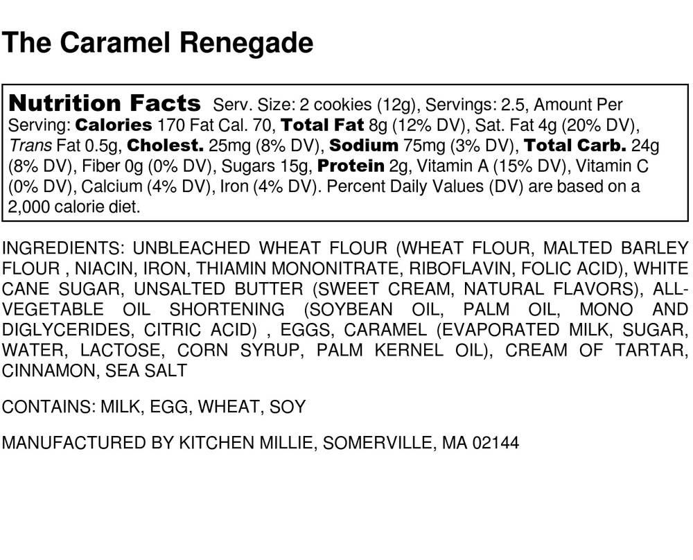 The Caramel Renegade  - Nutrition Label.jpg