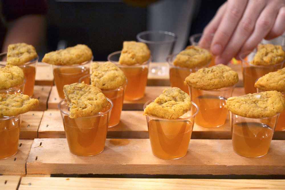 Cookies and Cider at WeWork Boston (Event) | kitchenmillie.com