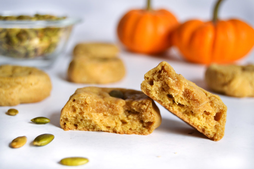 """Harvest Smash"" Seasonal Fall Cookie 