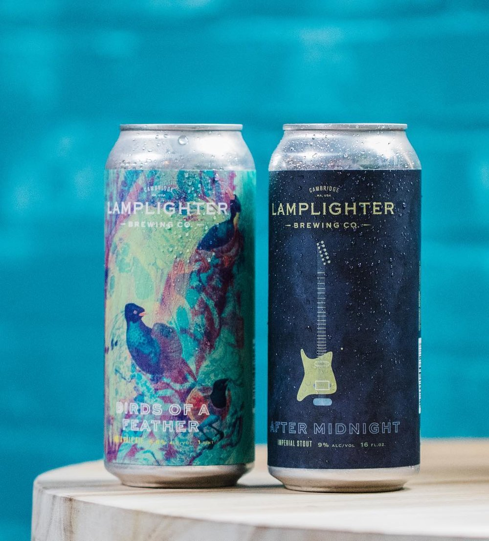Photo by Lamplighter Brewing Co.