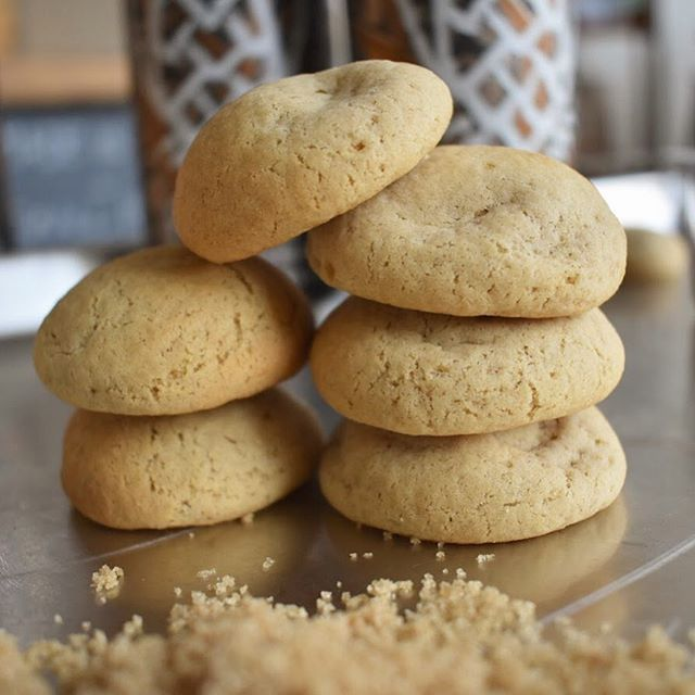 Happy hour came early today, in the form of our brown sugar beer cookie, The Buzz 🤗🍪🎉🍻