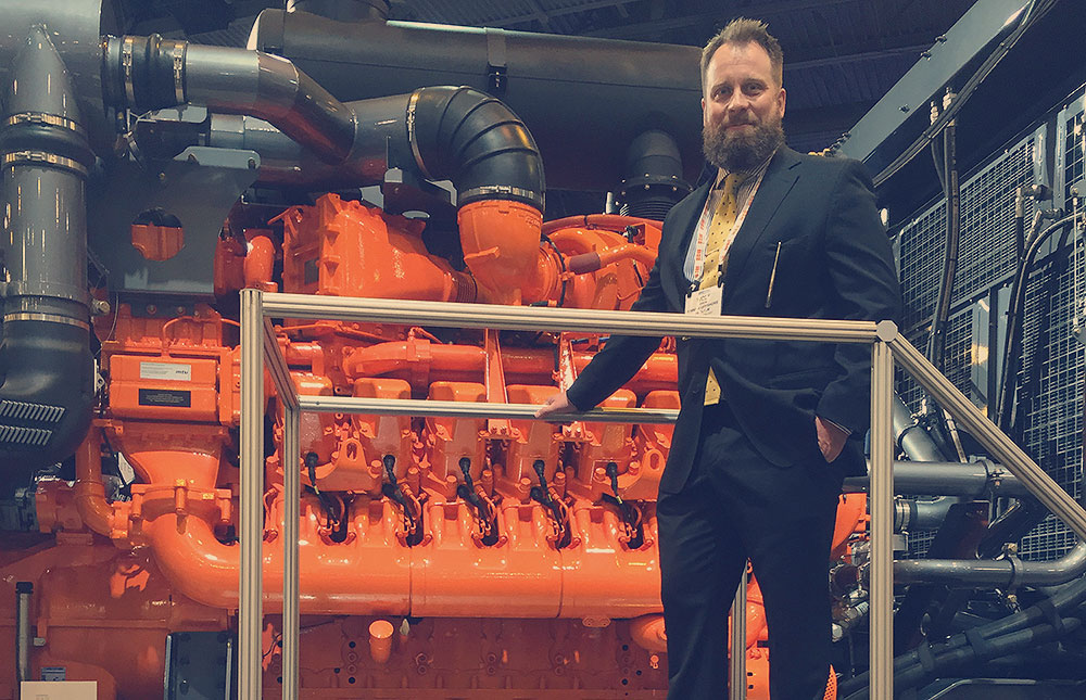 The first fully integrated purpose-built power system from EPIX at the Offshore Technology Conference OTC 2016.