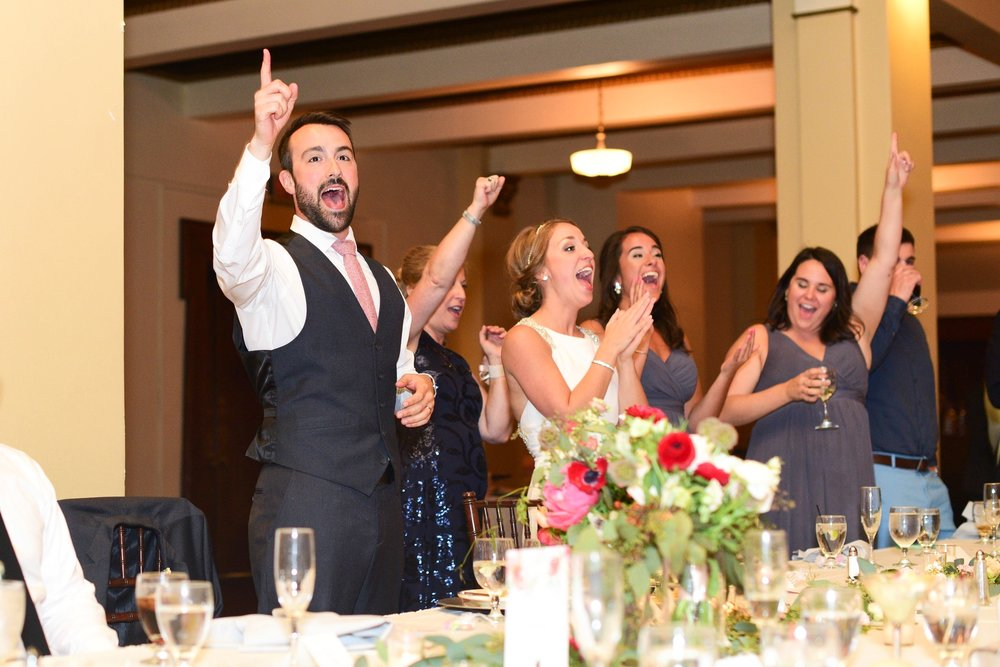 The Columbus Athenaeum Wedding