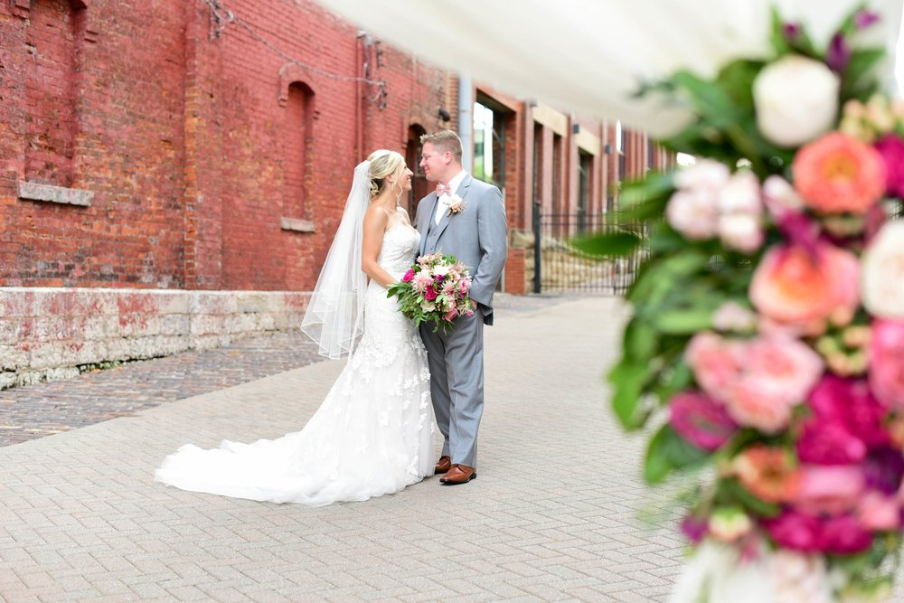 Via Vecchia Winery Wedding | Myles + Dana