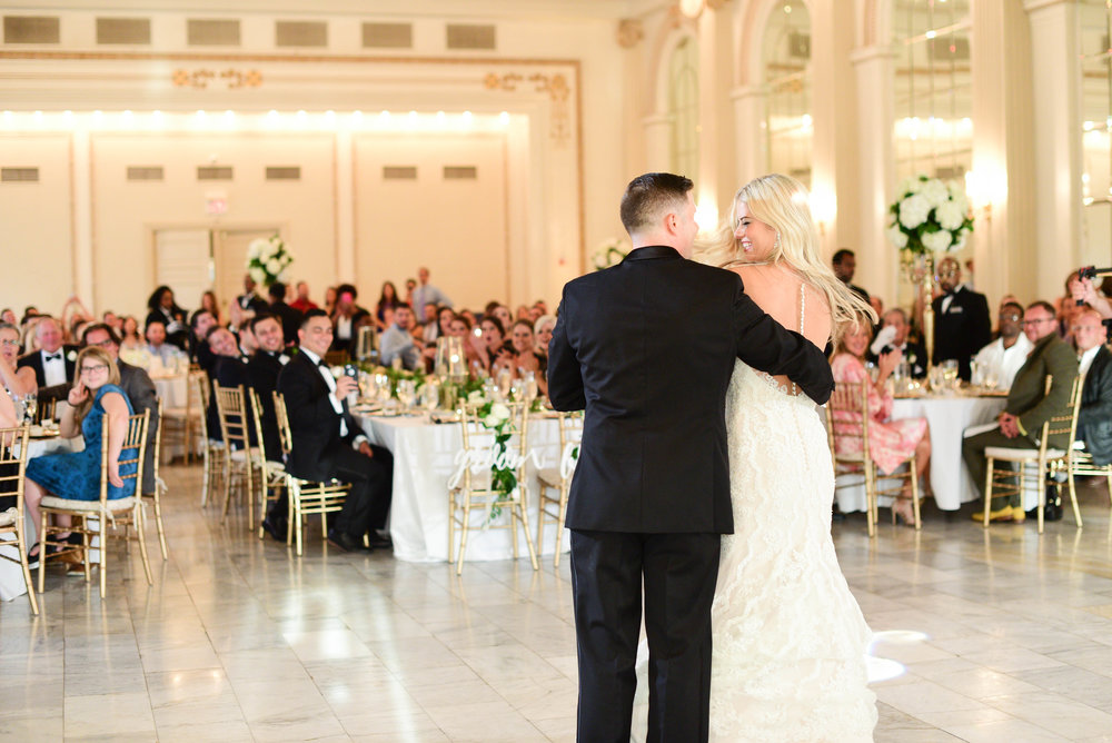 The Westin Columbus Wedding