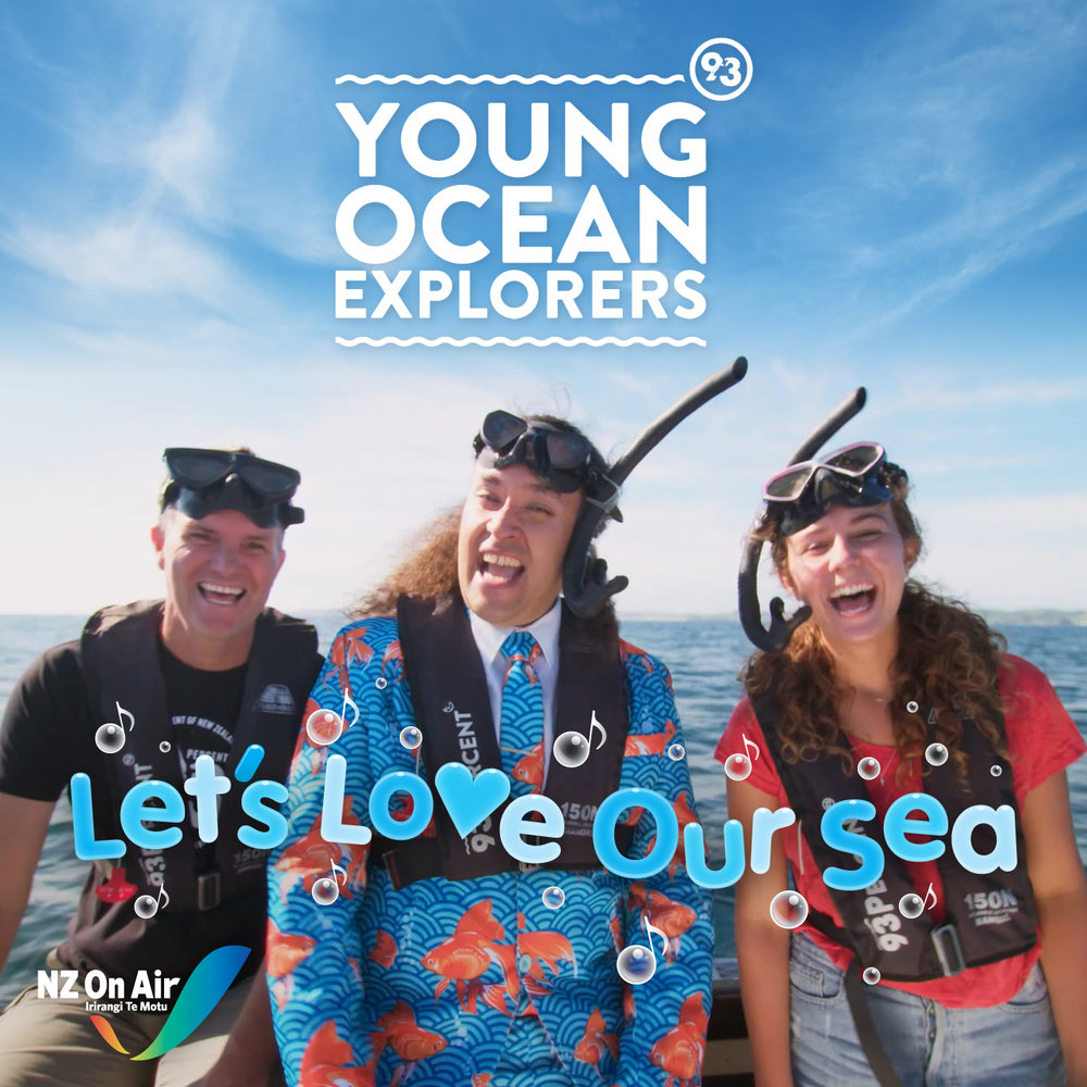 Young Ocean Explorers - Let's Love Our Sea.