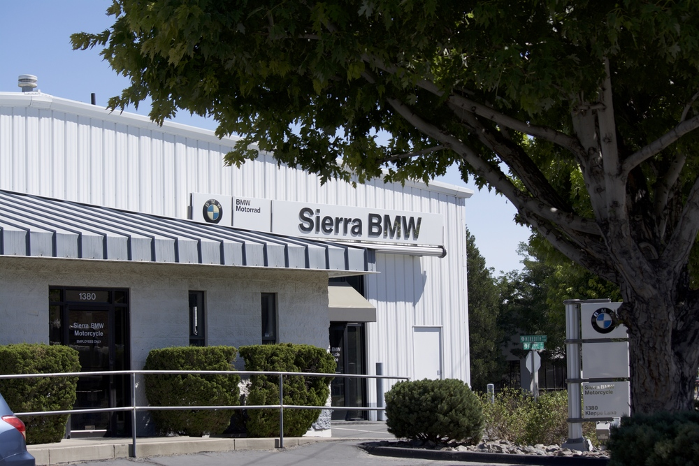 sierra bmw motorcycle | reno - sparks - lake tahoe - nevada