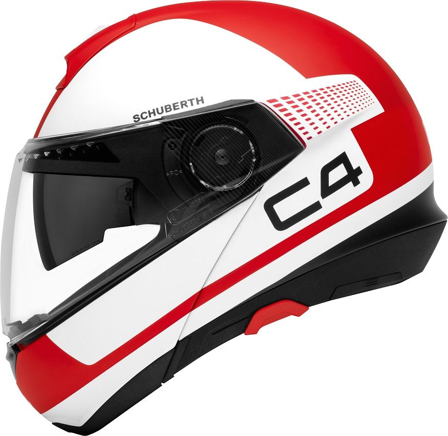 schuberth c4 concept 4 motorcycle helmet usa dot. Black Bedroom Furniture Sets. Home Design Ideas