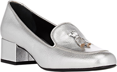 a loafer with a heel, what more can we ask for? ---  YSL - $745
