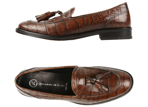 classic, comfortable and long lasting! ---  leonardo principi - $209.99