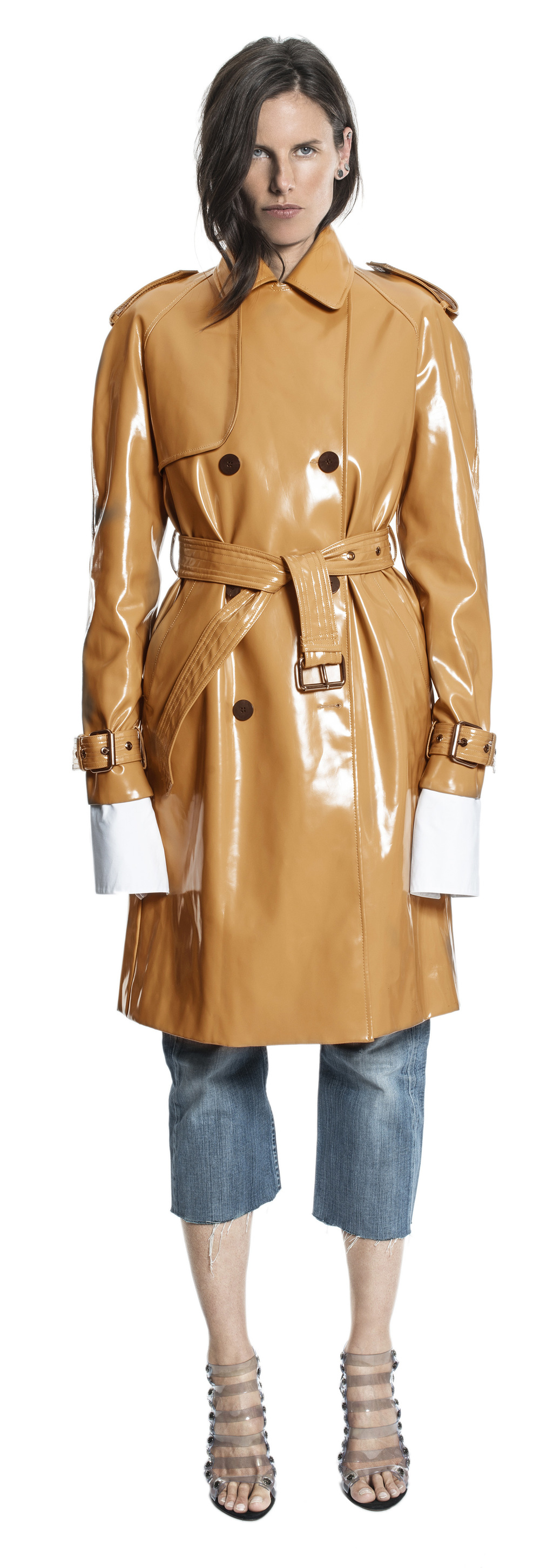 sure, this bomb ass coat is $812 USD but quality over quantity! sometimes.