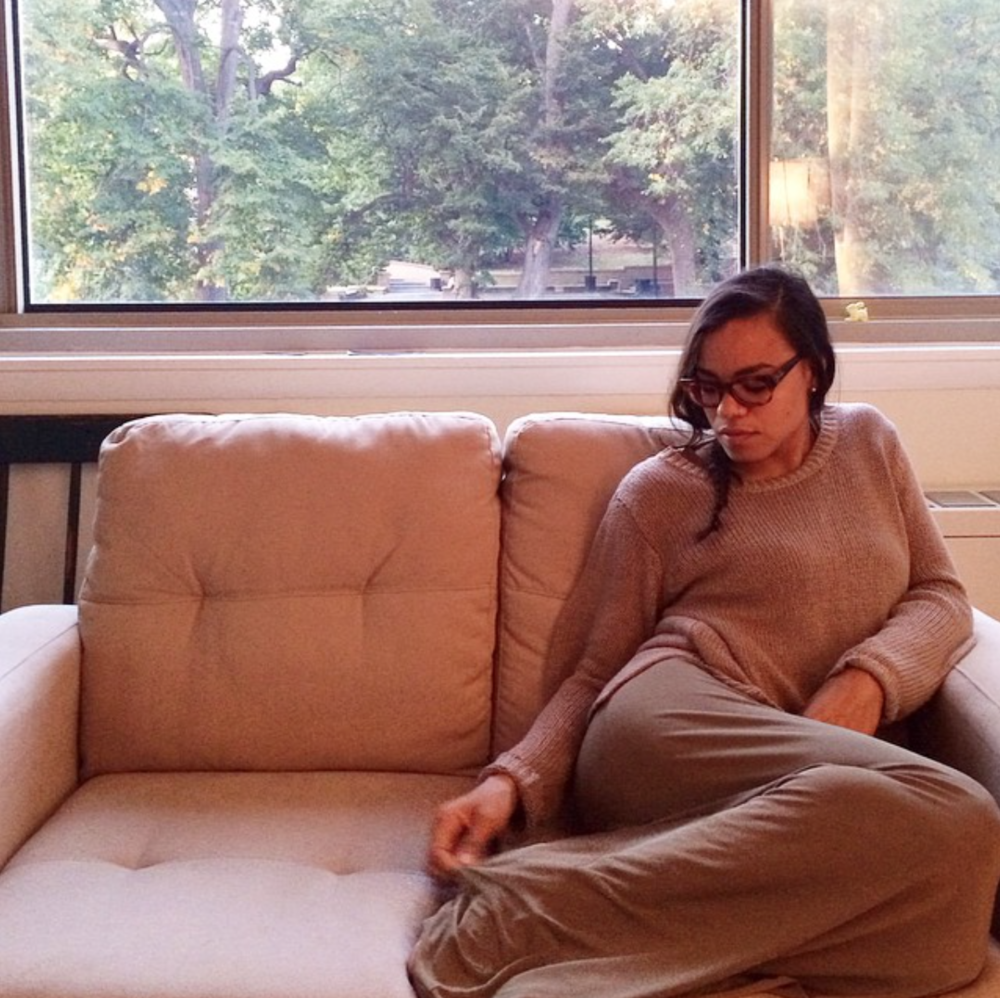 wearing forever21 sweater, banana republic maxi dress, mosquito eyewear