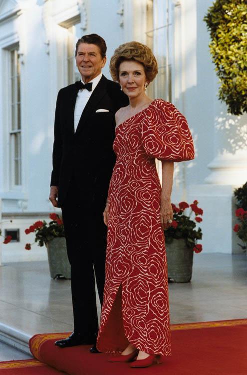 FLOTUS Love: Nancy Reagan — LOYAL NANA