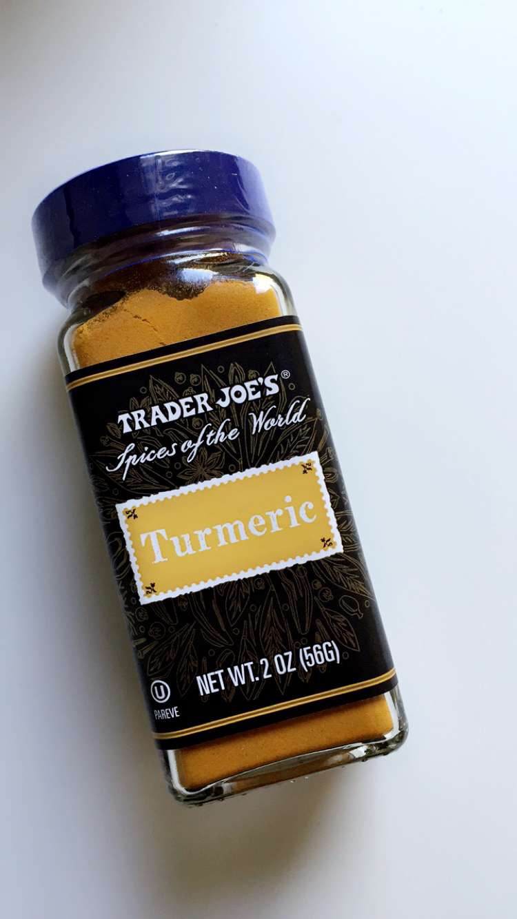 turmeric from trader joes
