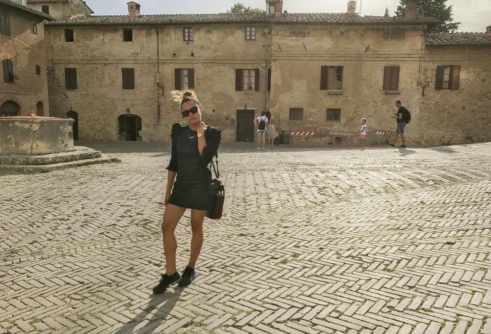 San Gimignano, Florence, Italy.