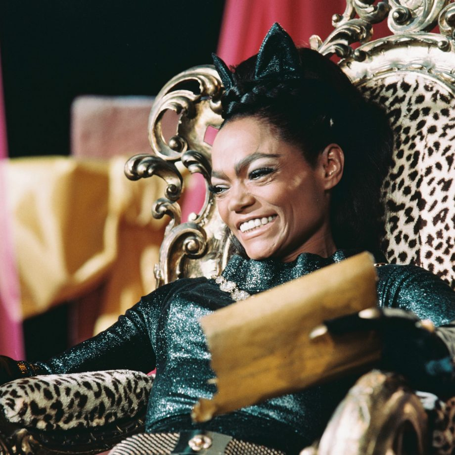 Eartha Kitt as Catwoman in 1967. Photo: 20th Century Fox Film Corp.