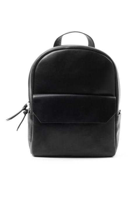 Aida - Royal Republic mini black new courier backpack, Trouva.com, $260