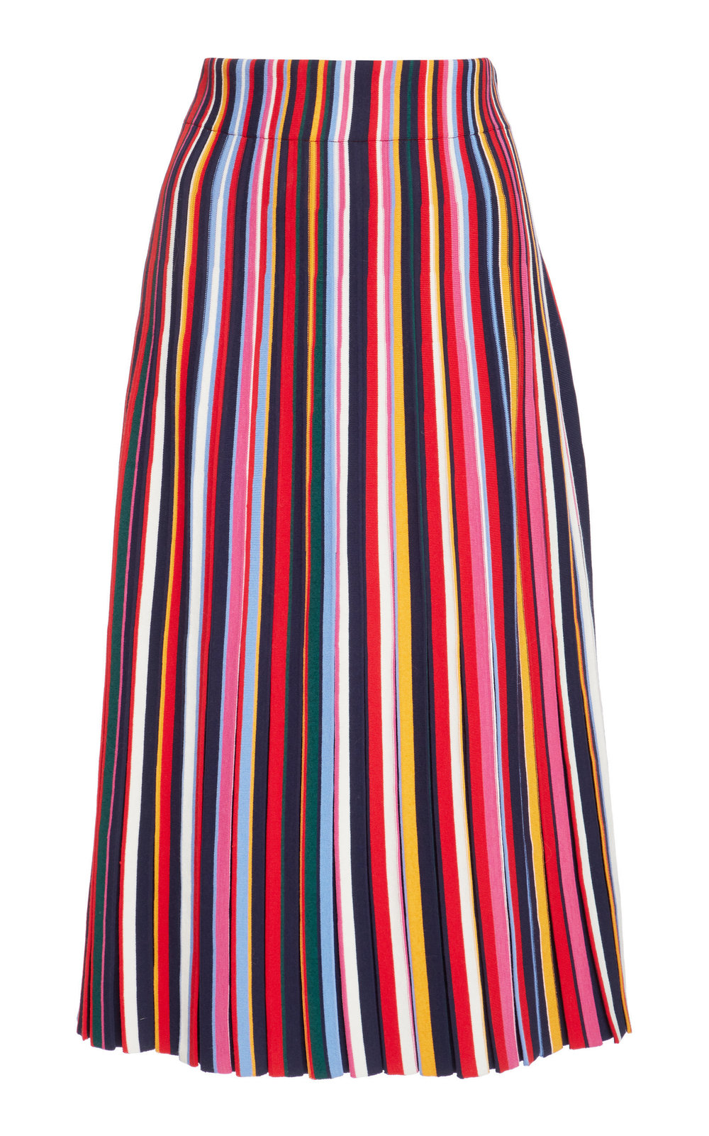 Tory Burch - Ellis Multicolored Skirt, $400