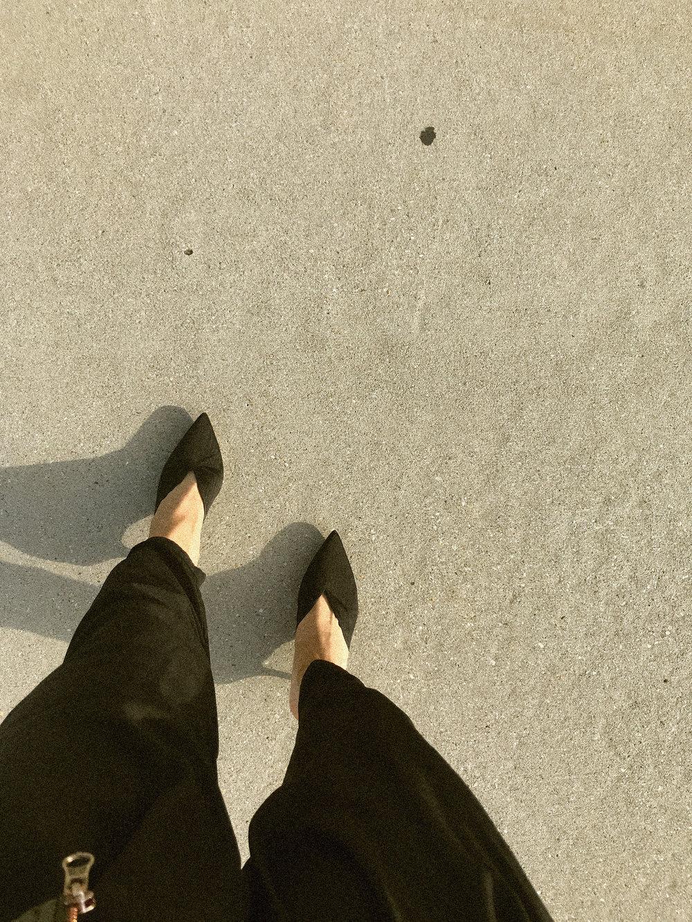 Shoes: Attico