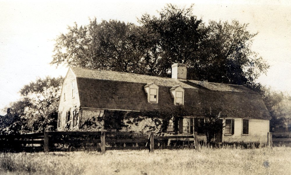 Richard Fenner Homestead, undated.