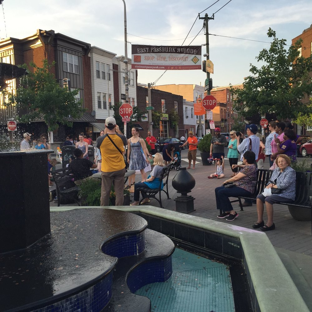 Tap Dance Day 2016, Passyunk Square