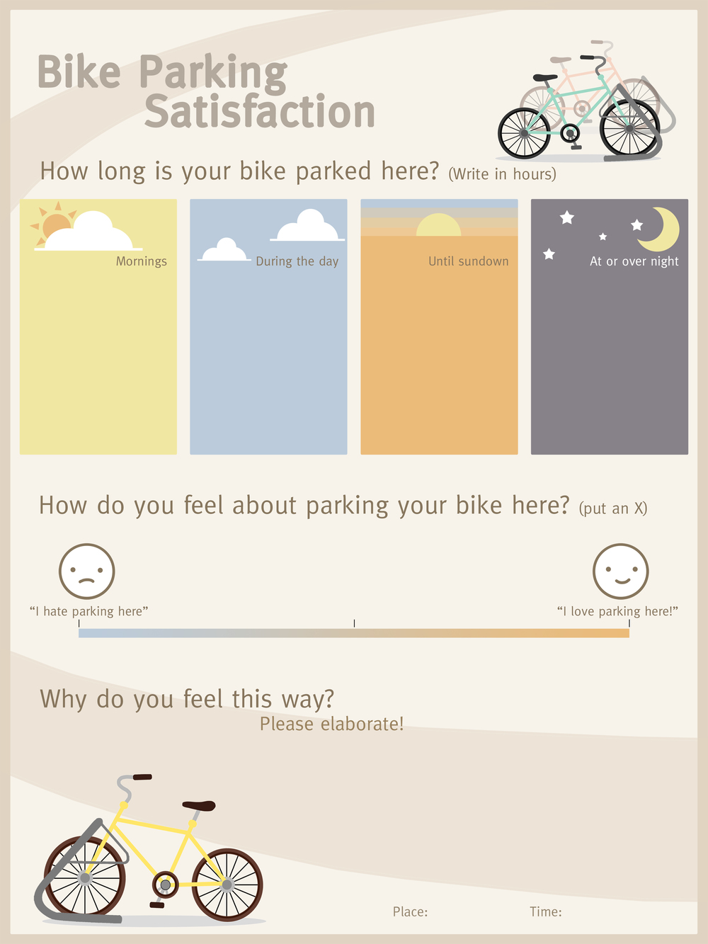 Biker Satisfaction Survey