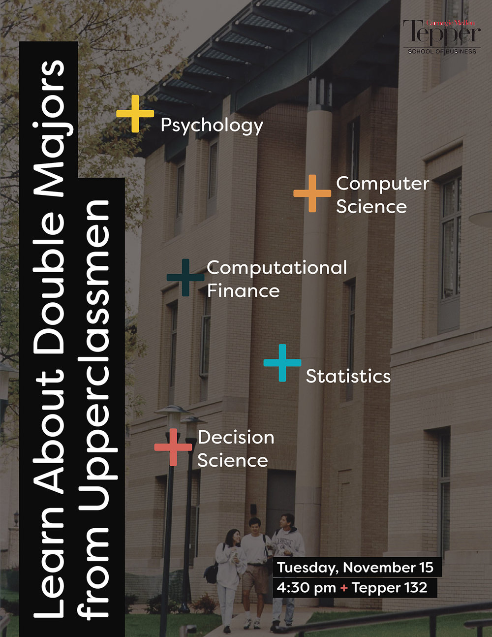Business School Design Internship Poster 1