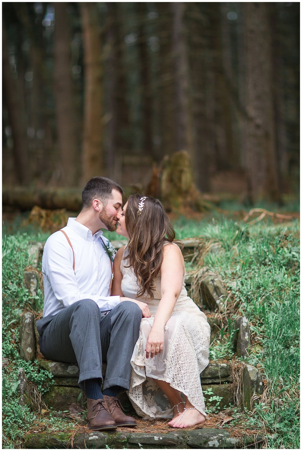 A Beautiful Spring wedding Styled shoot in Letchworth State Park ...