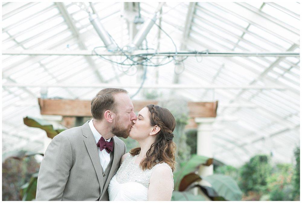 Buffalo Botanical gardens wedding - Buffalo NY Lass and Beau 27.jpg