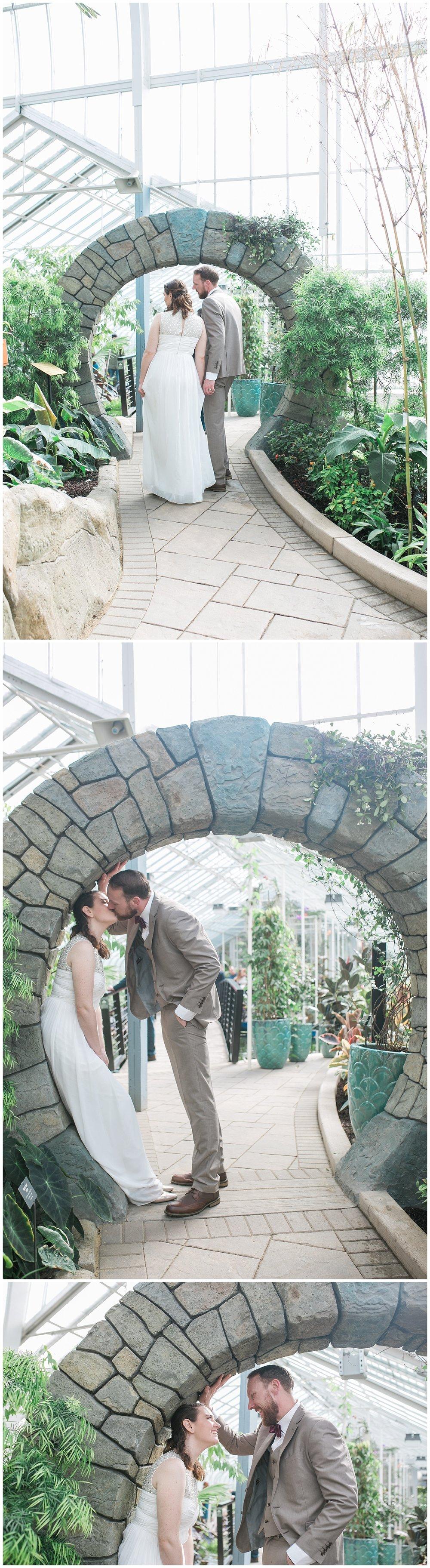 Buffalo Botanical gardens wedding - Buffalo NY Lass and Beau 56.jpg