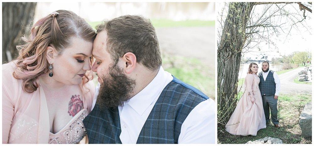 Emily and Felix Cruz - Buffalo Erie Canal - Lass and Beau-933_Buffalo wedding photography.jpg