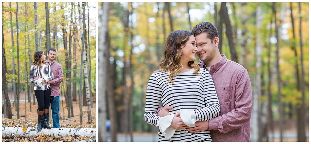 Couples session - Letchworth state park - Lass & Beau -1_Buffalo wedding photography.jpg