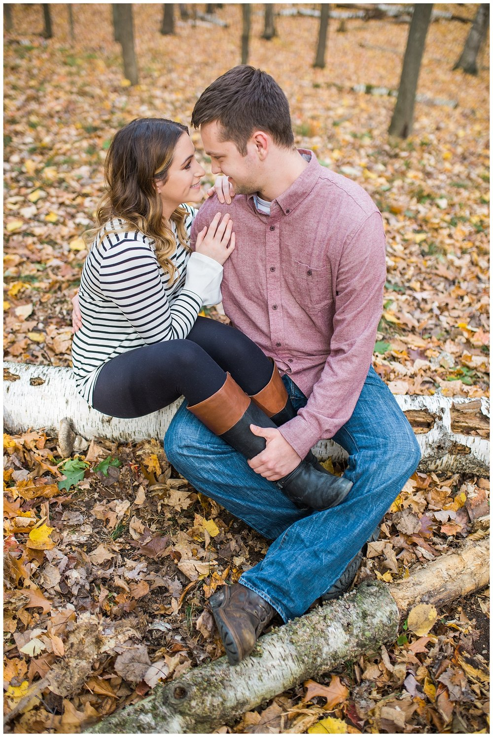 Couples session - Letchworth state park - Lass & Beau -21_Buffalo wedding photography.jpg