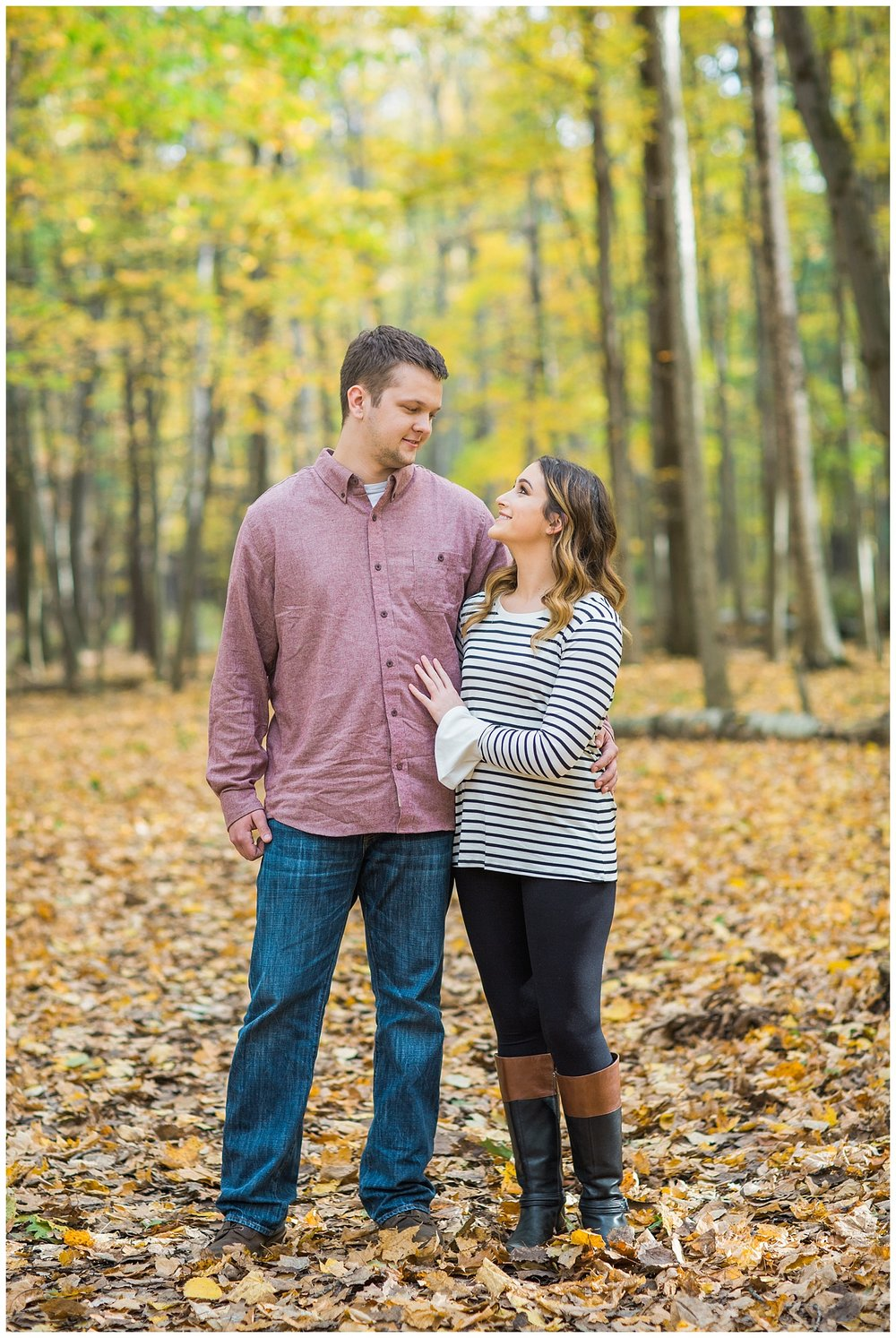 Couples session - Letchworth state park - Lass & Beau -29_Buffalo wedding photography.jpg