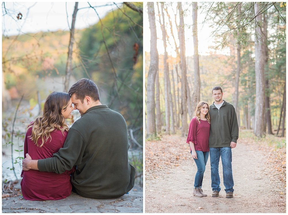 Couples session - Letchworth state park - Lass & Beau -116_Buffalo wedding photography.jpg