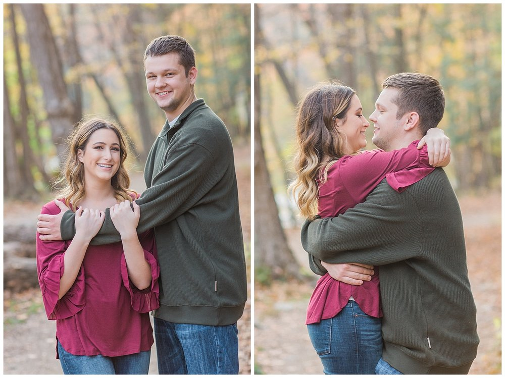 Couples session - Letchworth state park - Lass & Beau -140_Buffalo wedding photography.jpg