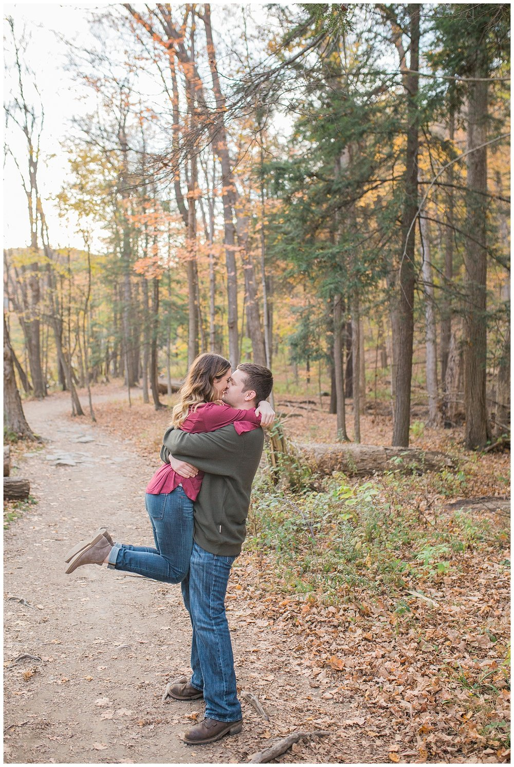 Couples session - Letchworth state park - Lass & Beau -144_Buffalo wedding photography.jpg