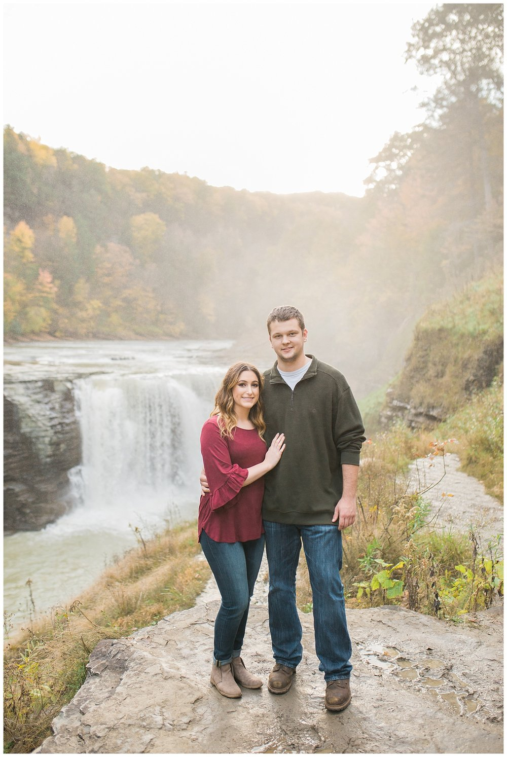 Couples session - Letchworth state park - Lass & Beau -193_Buffalo wedding photography.jpg