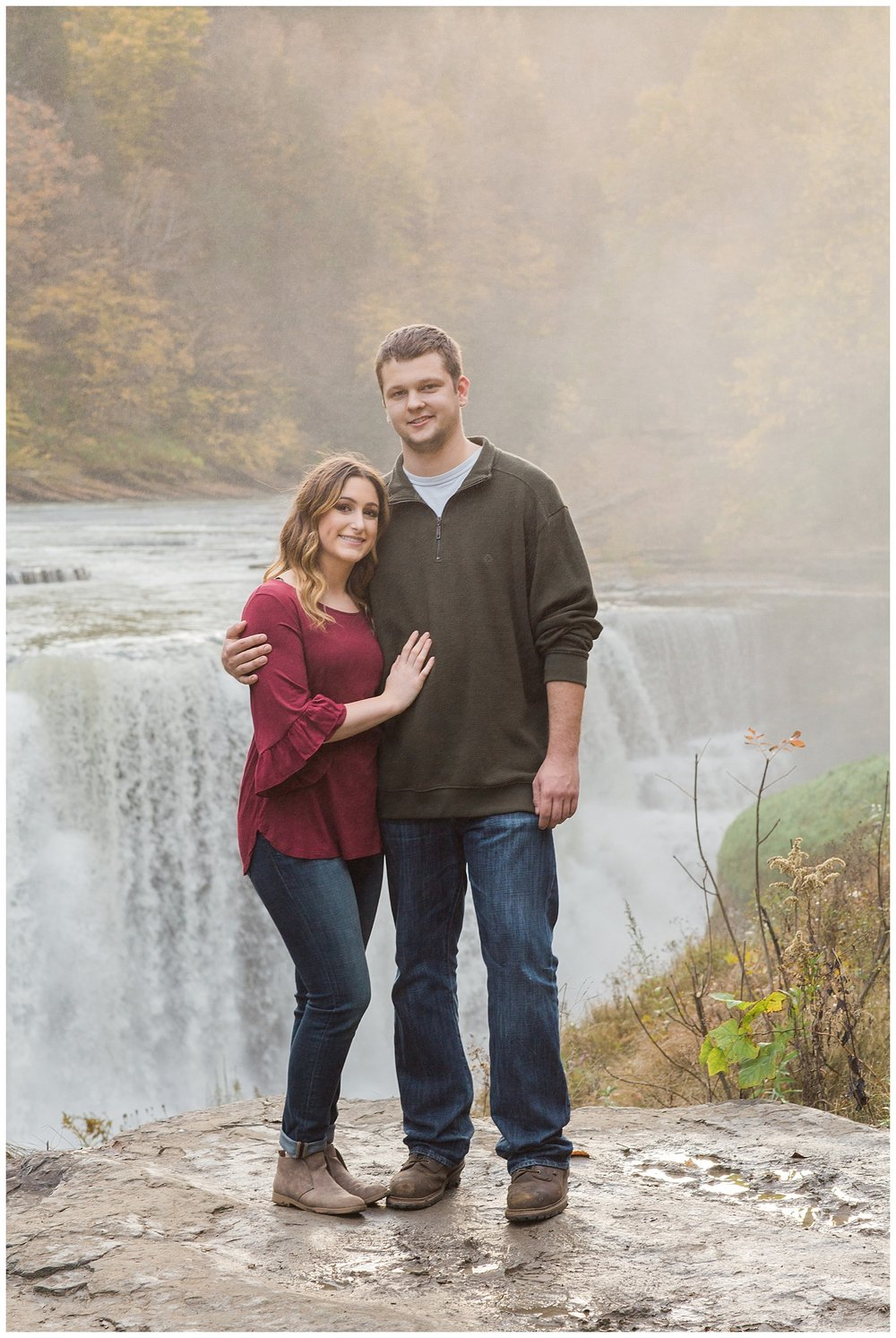 Couples session - Letchworth state park - Lass & Beau -199_Buffalo wedding photography.jpg
