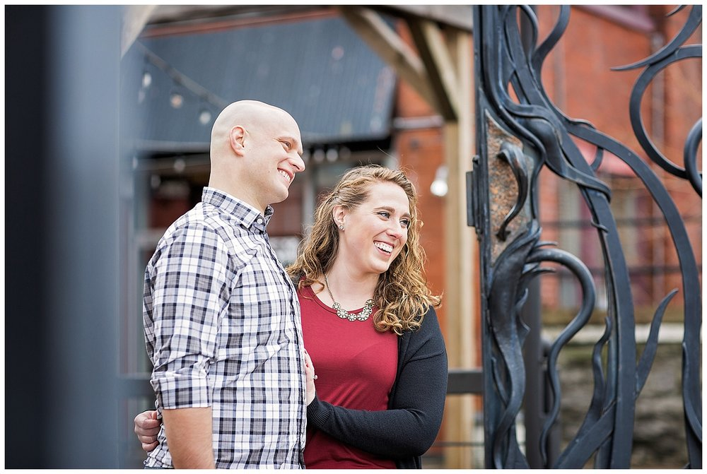 Couples session - village gate, Rochester - Lass & Beau-54_Buffalo wedding photography.jpg