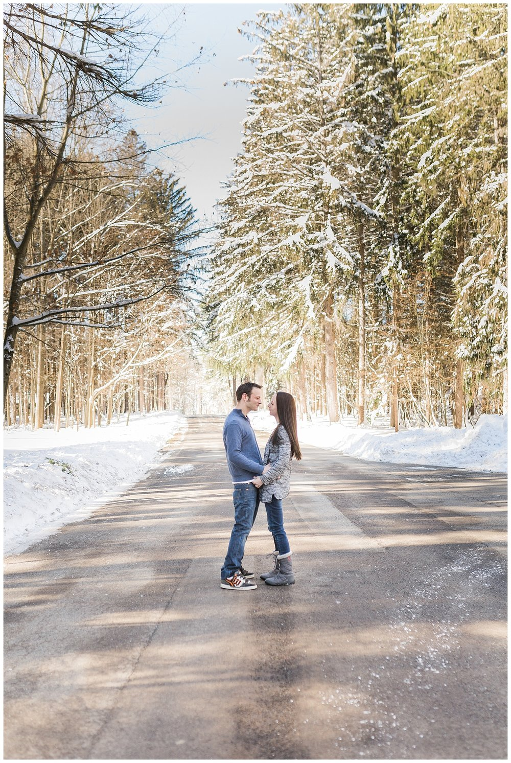 Matt and Jessica - Winter in Letchworth -6_Buffalo wedding photography.jpg