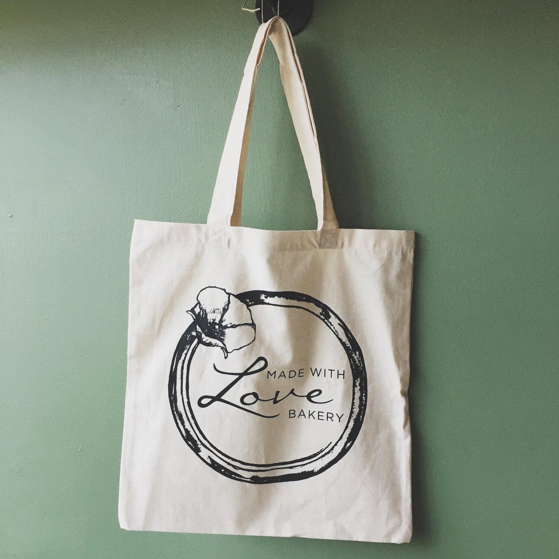 Bakery Tote Bag