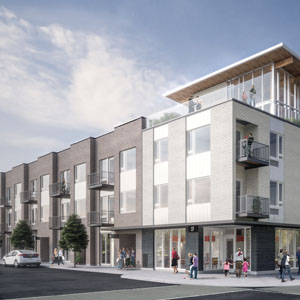 1st & Angel Avenue, Beaverton (Portland, OR)