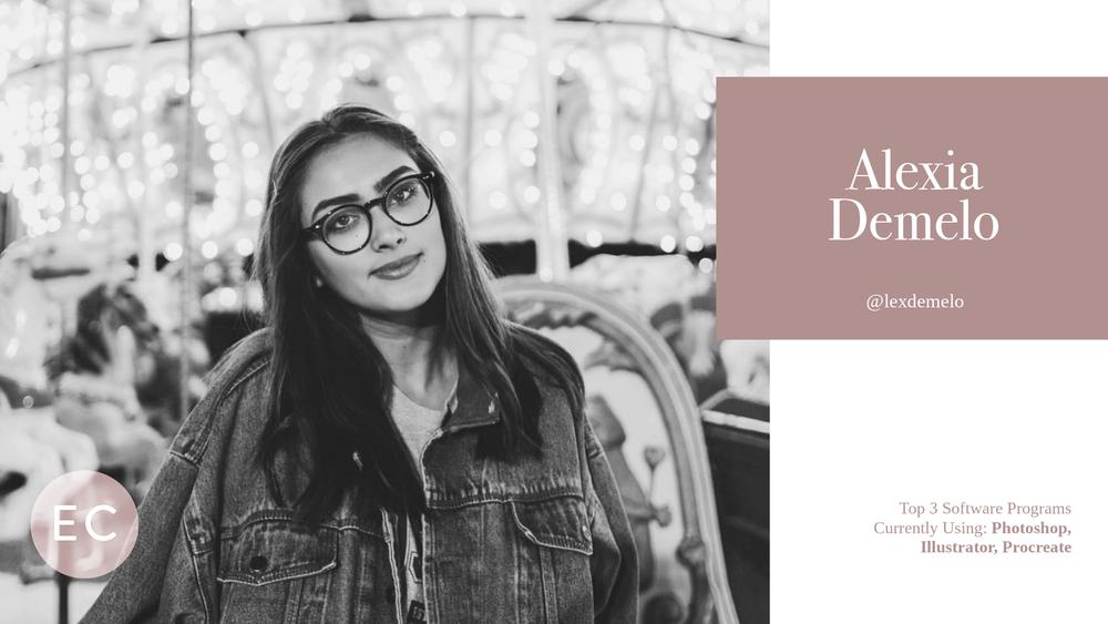Alexia Demelo Feature