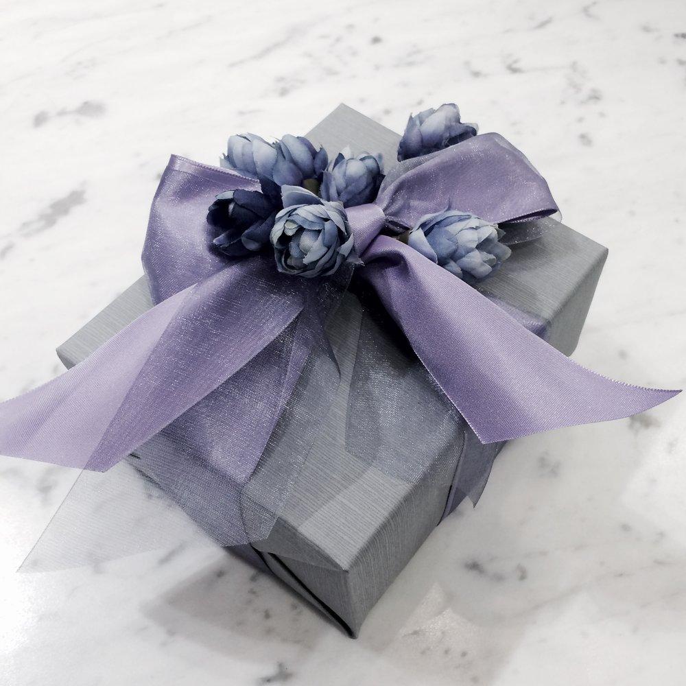 Custom Designed Women's Spring Fashion VIP Gift by Corinna vanGerwen